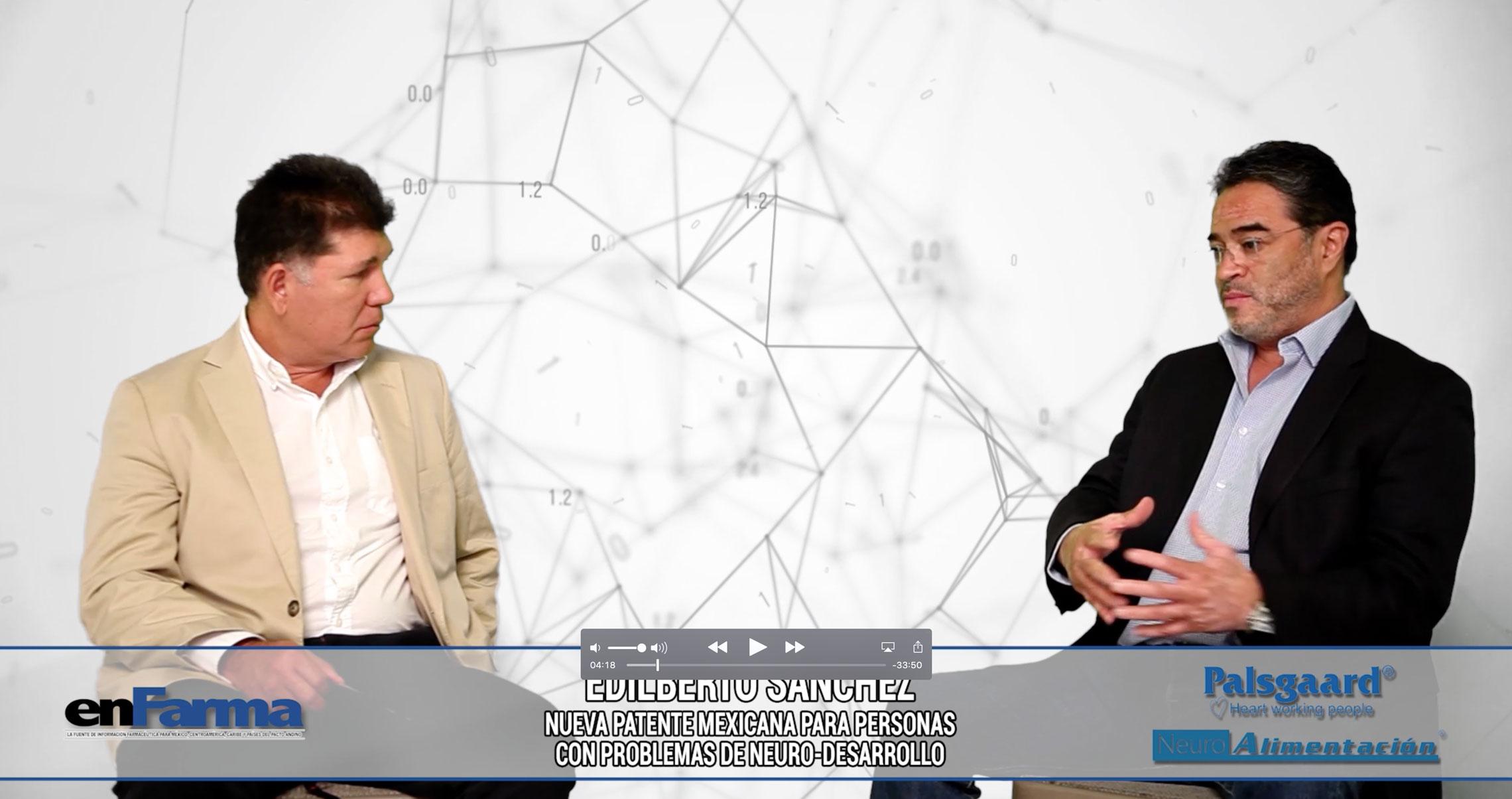Entrevista a Edilberto Sánchez - Palsgaard