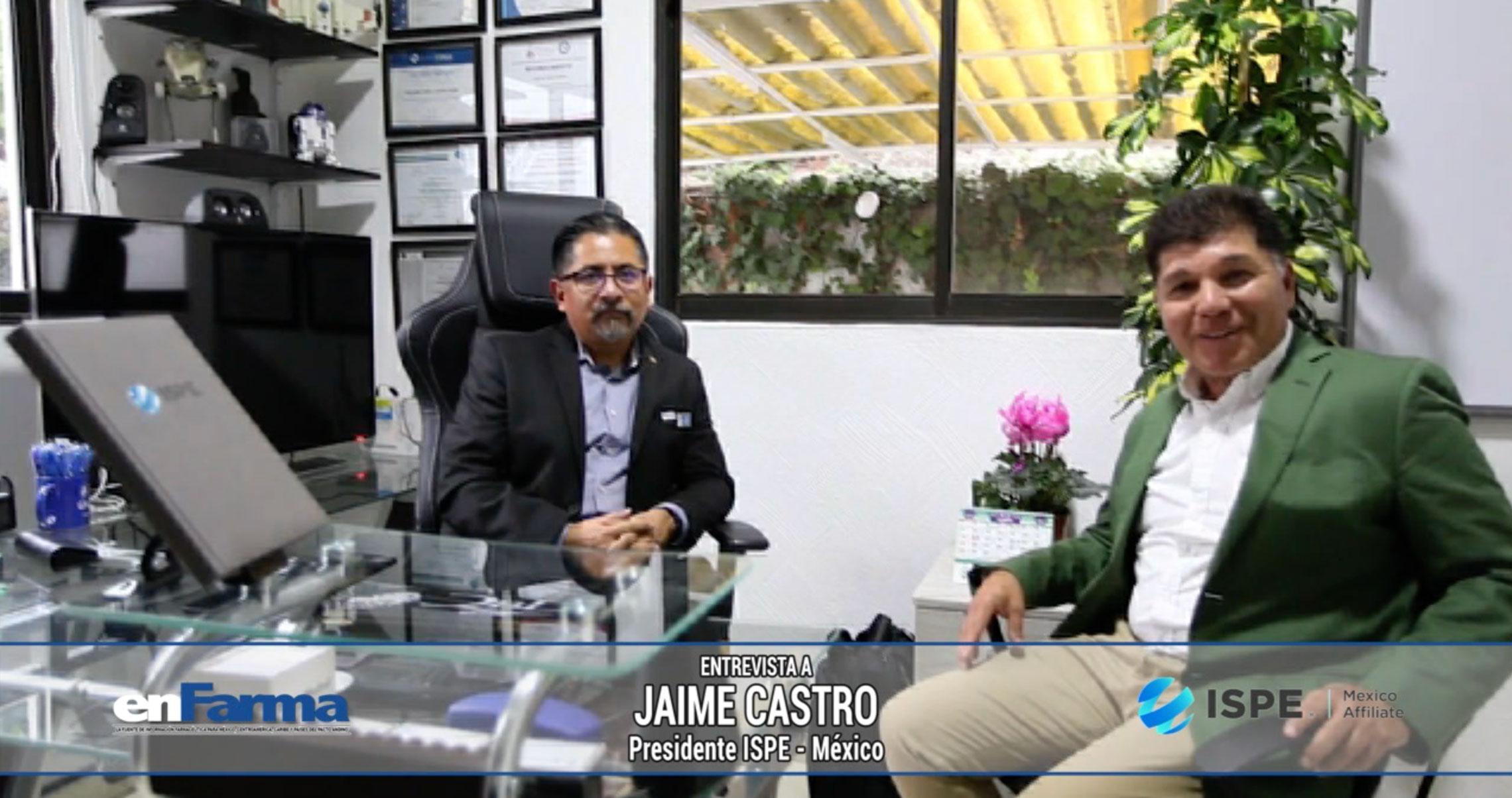 Entrevista a Jaime Castro - ISPE México