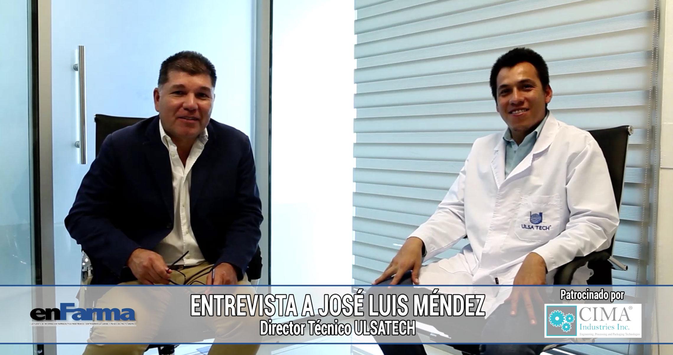 Entrevista a José Luis Méndez - UlsaTech