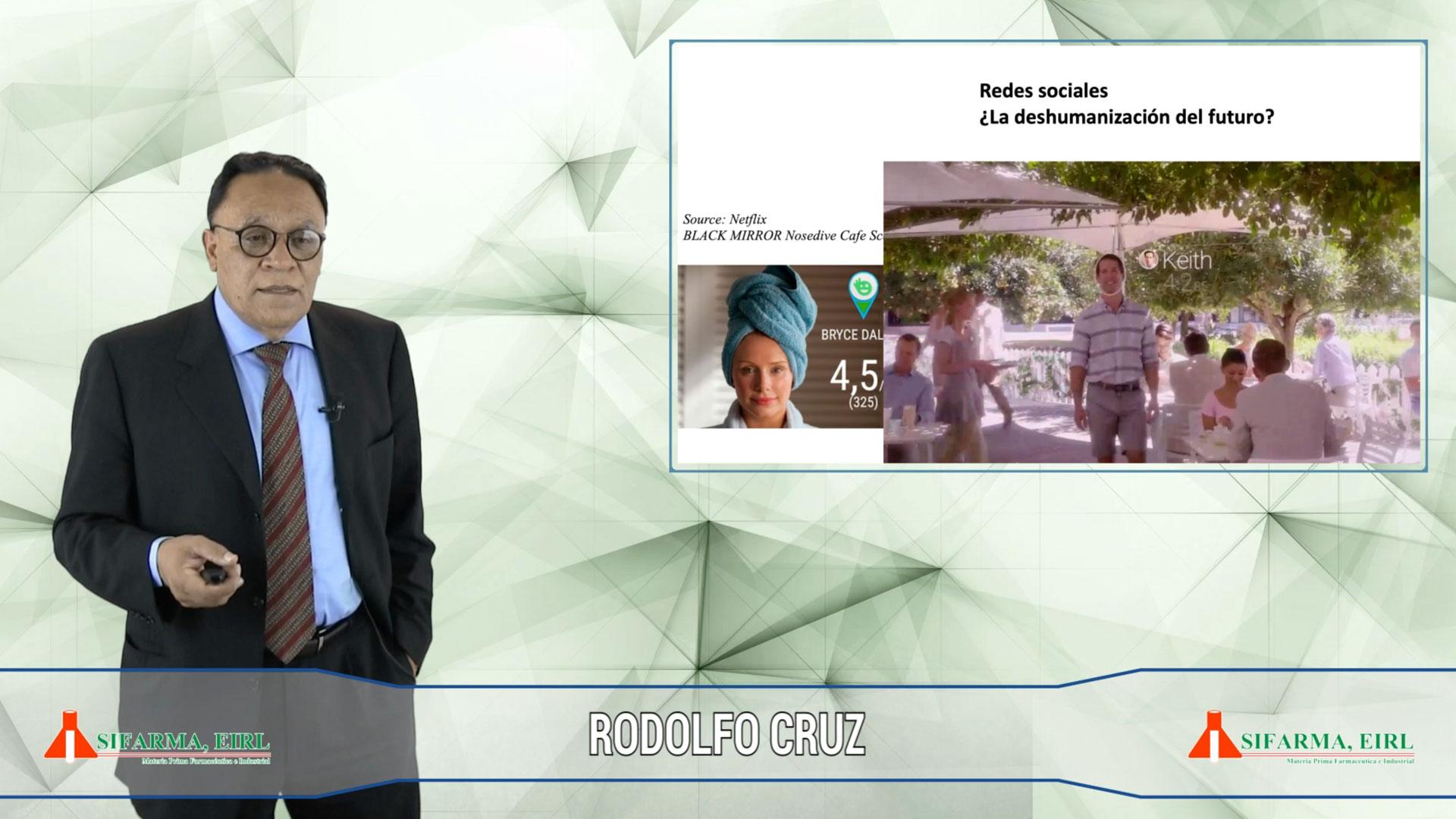 RODOLFO CRUZ - Nuevas tendencias en los sistemas de liberación de fármacos