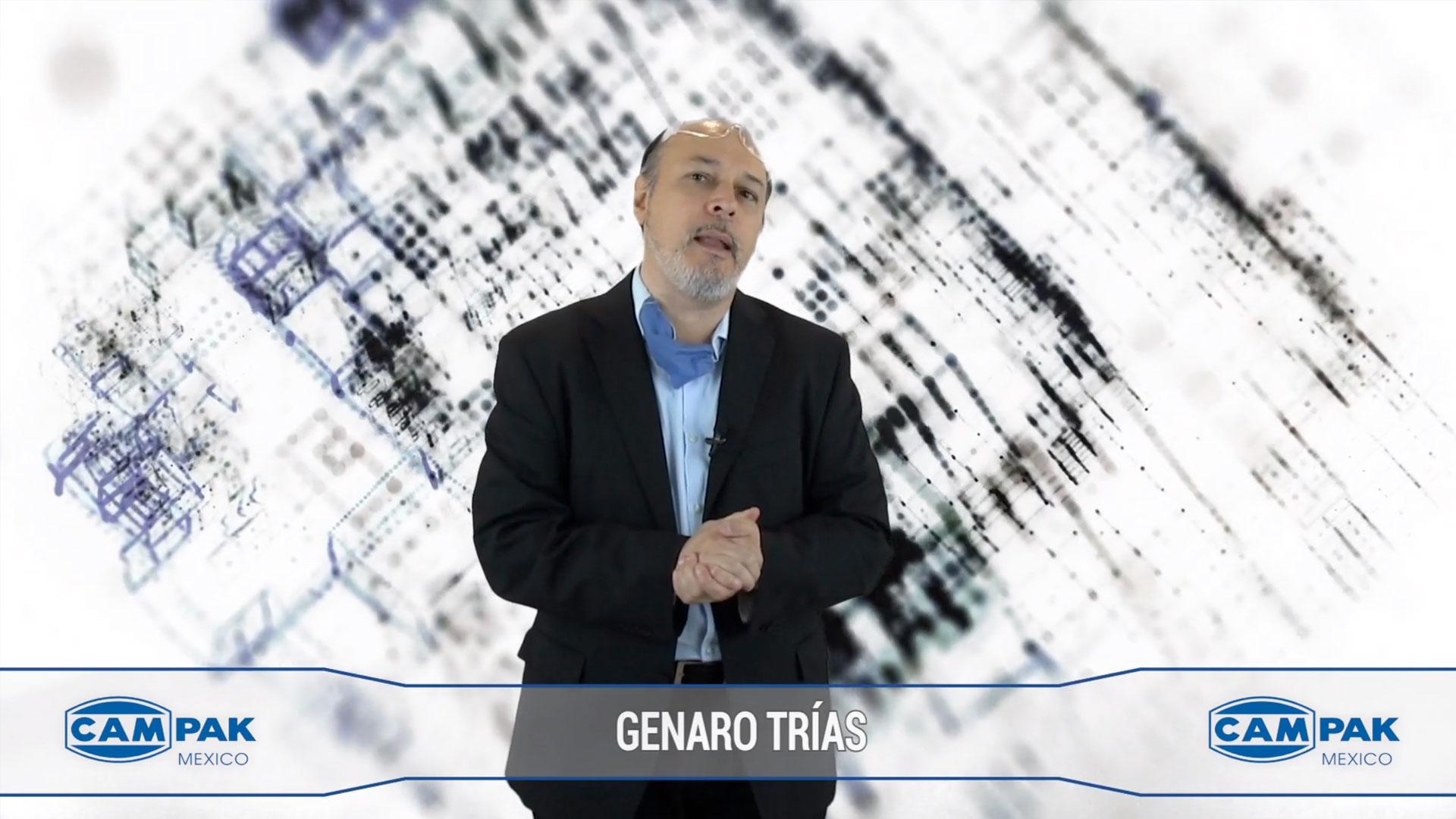 GENARO TRÍAS - Acuerdo para la nueva normalidad, implicaciones para la productividad y los trabajos de grupo